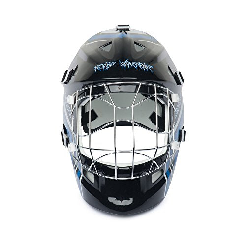 Road Warrior Cobalt Street Hockey Goalie Mask