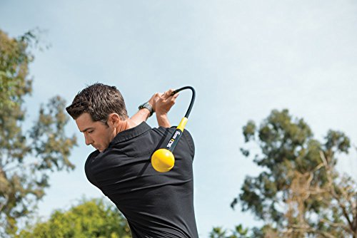 SKLZ Gold Flex Golf Trainer. Strength, Tempo, and Warm Up Tool. 48""