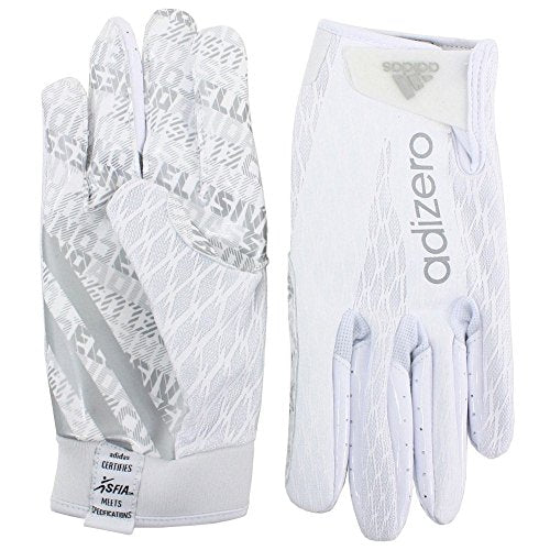 adidas adiZERO 4.0 Adult Football Receiver's Gloves