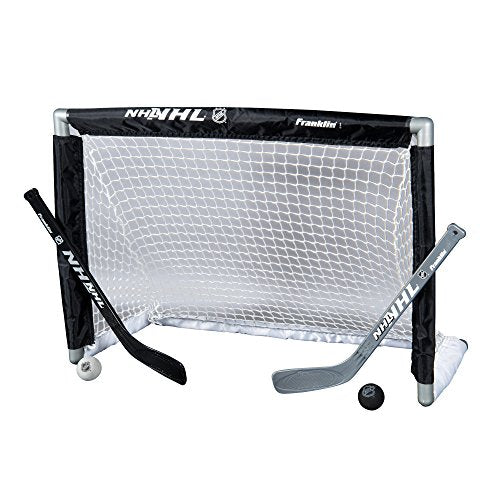 FRANKLIN NHL 28-Inch Mini Hockey Goal Set