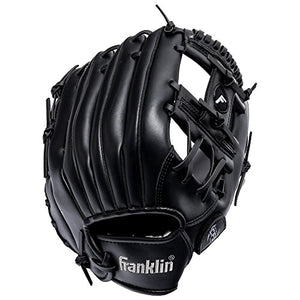 Franklin Sports Field Master Midnight Series Baseball Glove-Right Handed Thrower