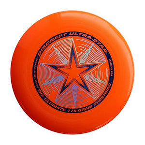 Discraft Ultra Star Sport Disc, Bright Orange, 175gm