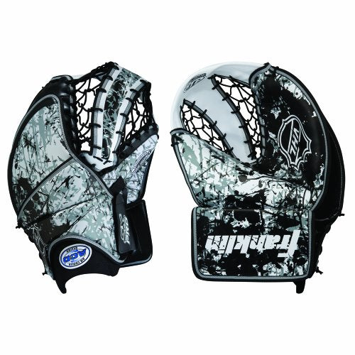 Franklin Sports Hockey Goalie Glove - NHL - 13 Inch - GB 1300 Catch Glove