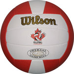 Wilson Volleyball Canada Official Beach Replica-Red/White