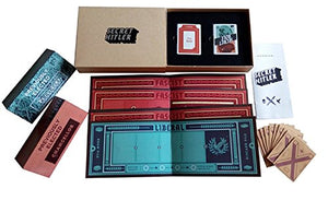 Secret Hitler Board Games, Card Games for Family Party Fun, for Christmas Halloween Gift