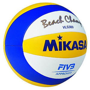 MIKASA VLS300, BEACH CHAMP – OFFICIAL GAME BALL OF THE FIVB