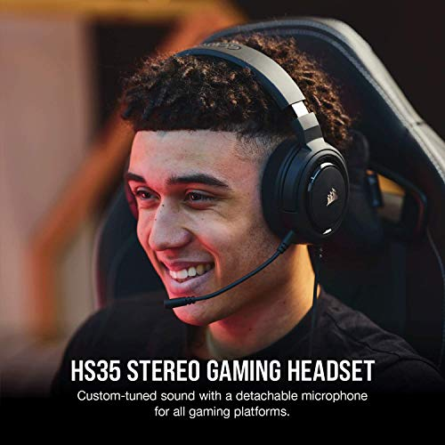 Corsair HS35 Stereo Gaming Headset