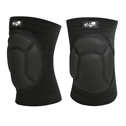 Protective Knee Pads, Thick Sponge Anti-slip, Collision Avoidance Knee Sleeve (Large)