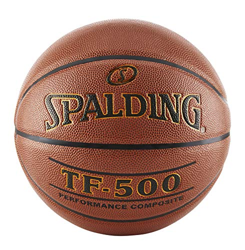 Spalding TF-500 Composite Indoor/Outdoor Basketball, Size 7/29.5""