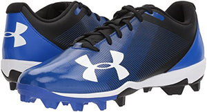 Under Armour Men's Leadoff Low RM, Black/Team Royal, 9 D(M) US