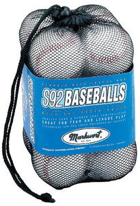 Markwort Good Practice Ball S92 in Mesh Bag (Dozen)