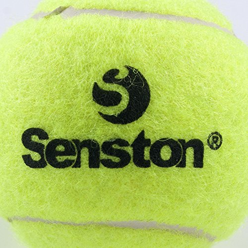 Senston Tennis trainer Tennis ball with string - 2 Packs