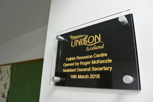 UNISON opens new branch in Falkirk