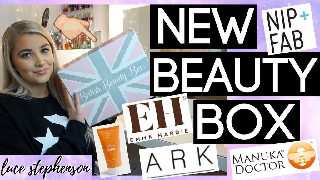An Unboxing Review from a Beauty YouTuber!