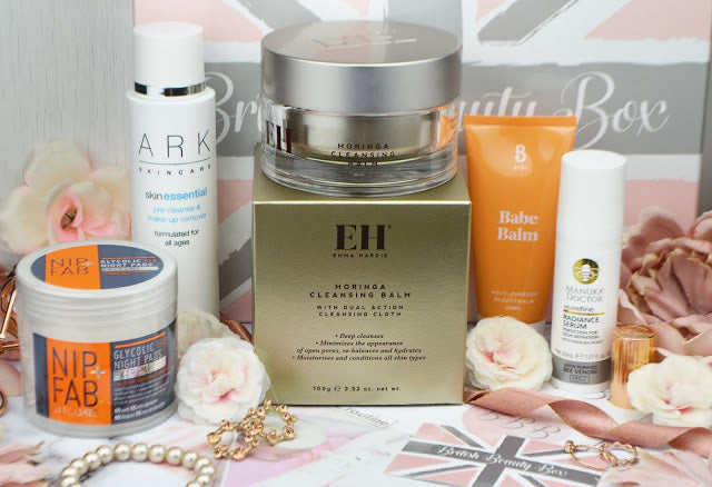 A British Beauty Box Review
