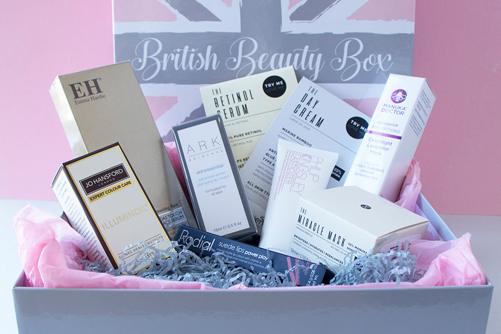 2019 Birthday Box - worth over £230!