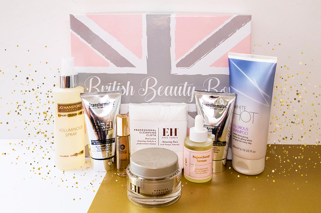2019 Winter Box - worth over £165!