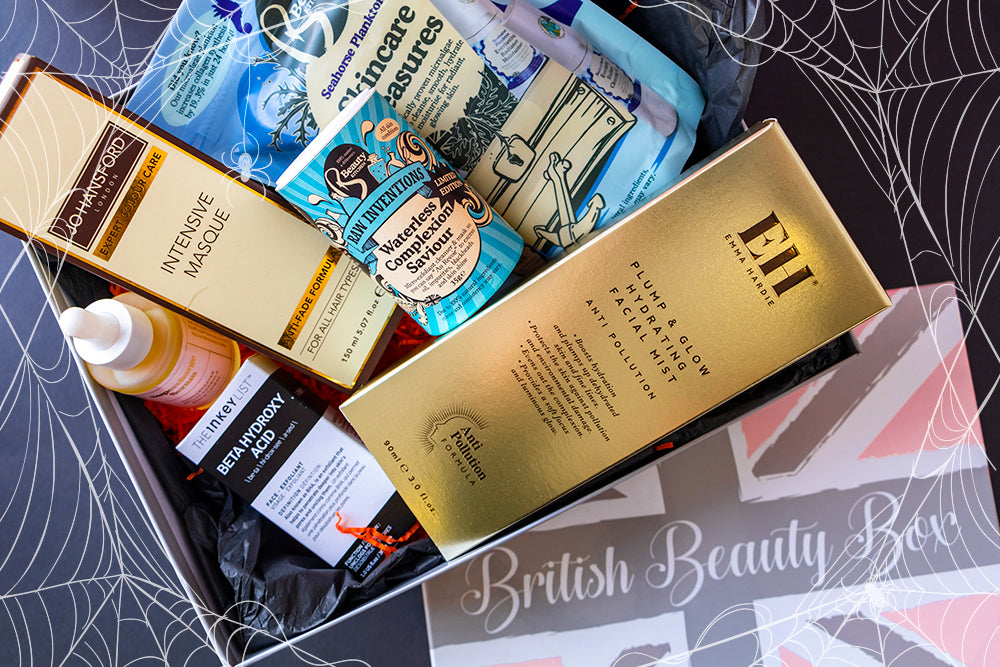 2019 Halloween Box - Worth over £150!
