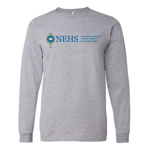 Heather Grey Long Sleeve Shirt