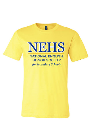 Yellow For Secondary Schools T-Shirt