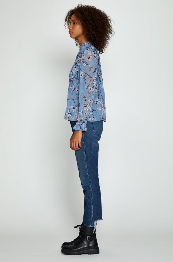 Kyra Top, Laguna Bloom