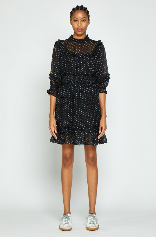 Betsy Dress, Delancey Dot