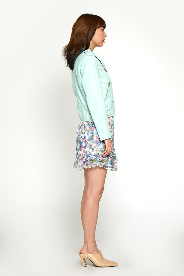 Liz Jacket, Mint Green