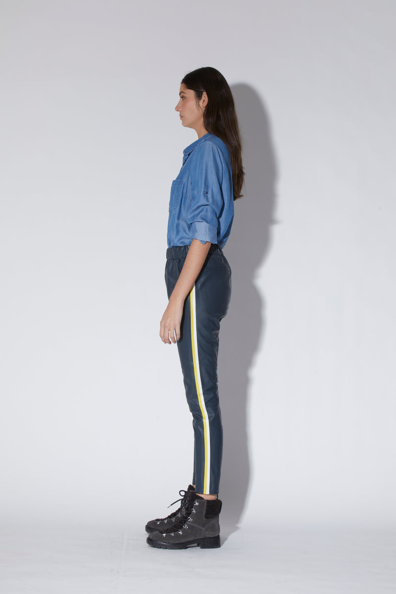 Tessa Pant, Black/Yellow