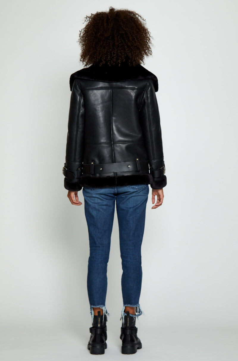 Celine Jacket, Black