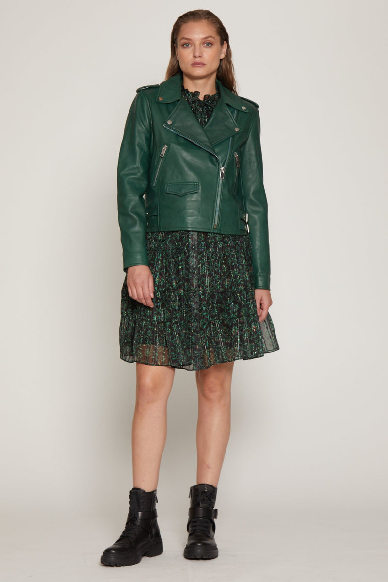 Liz Jacket, Ivy Green