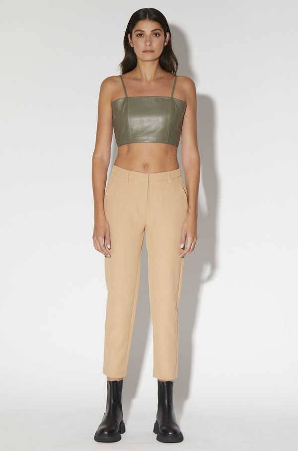 Jack Pant, Tan - Suiting