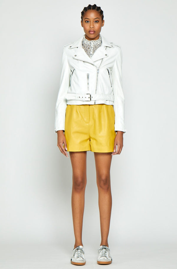 Kelsey Jacket, Bright White