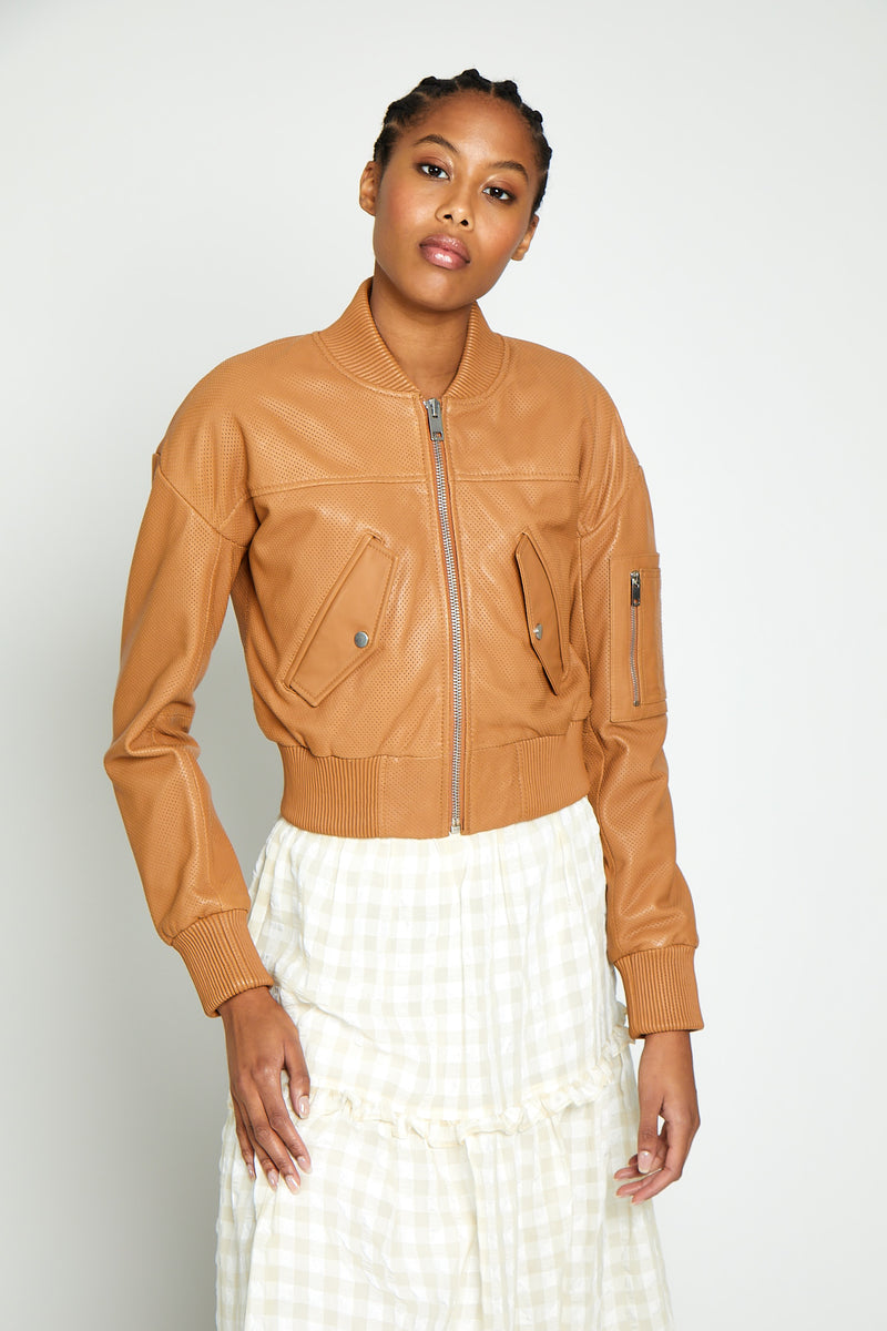 Hailey Jacket, Camel
