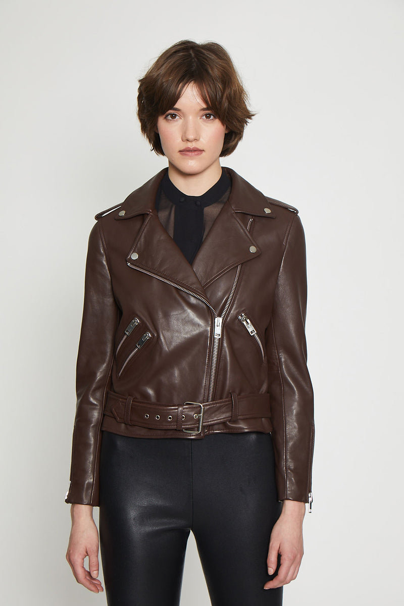 Allison Jacket, Chocolate