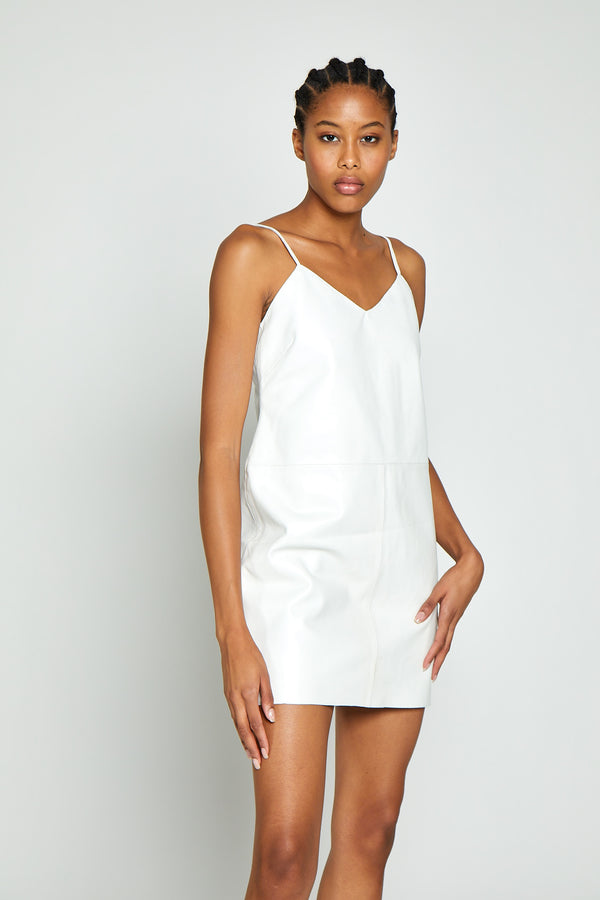 Vana Dress, White