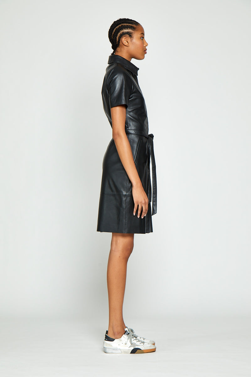 Chloe Dress, Black