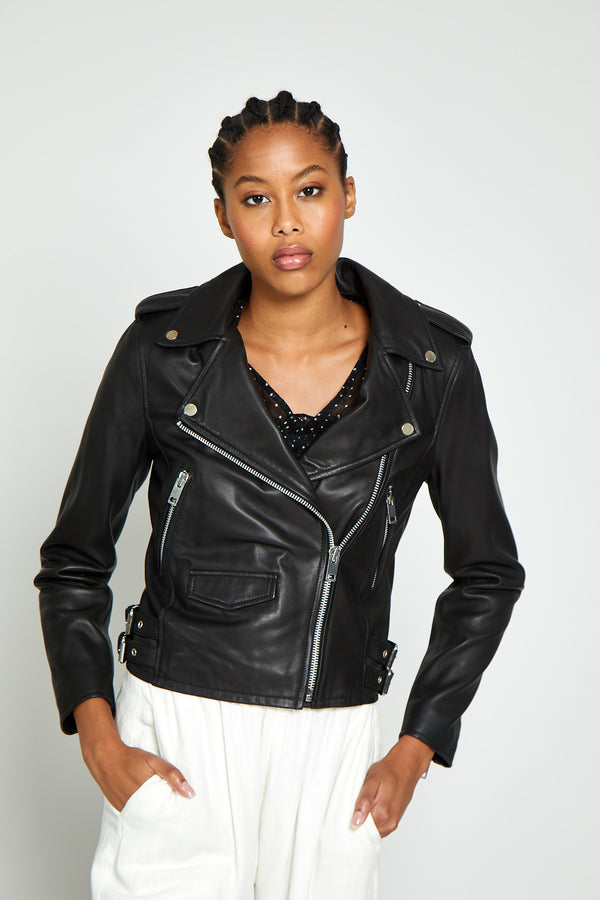 Liz Jacket, Black