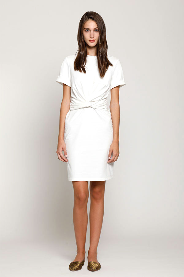 Trish Dress, White