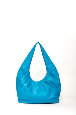 Large Alice Bag, Turquoise