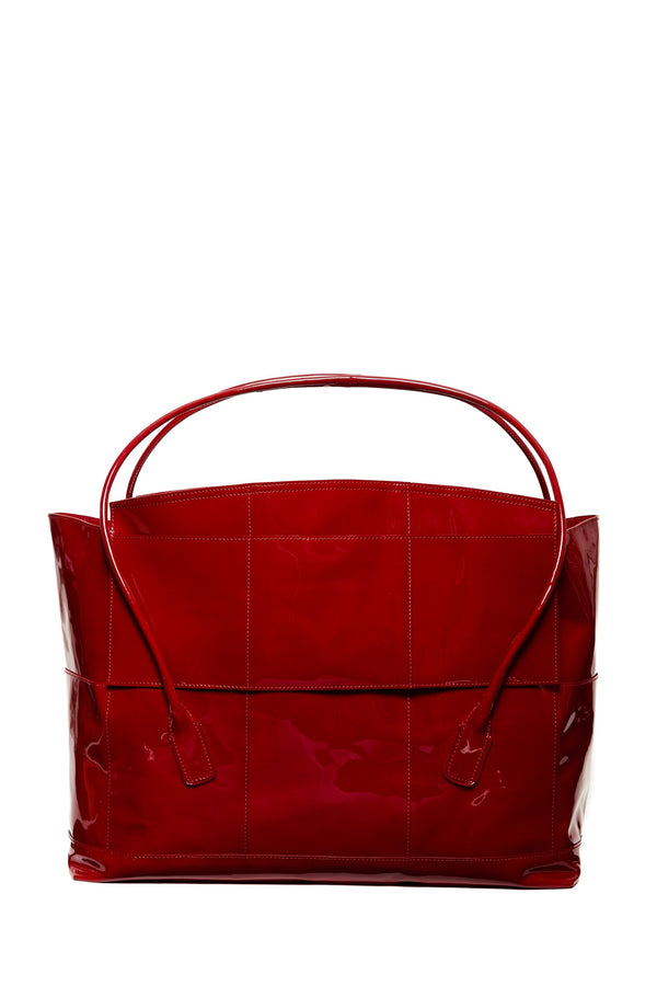 Oversized Nala Bag, Candy Apple