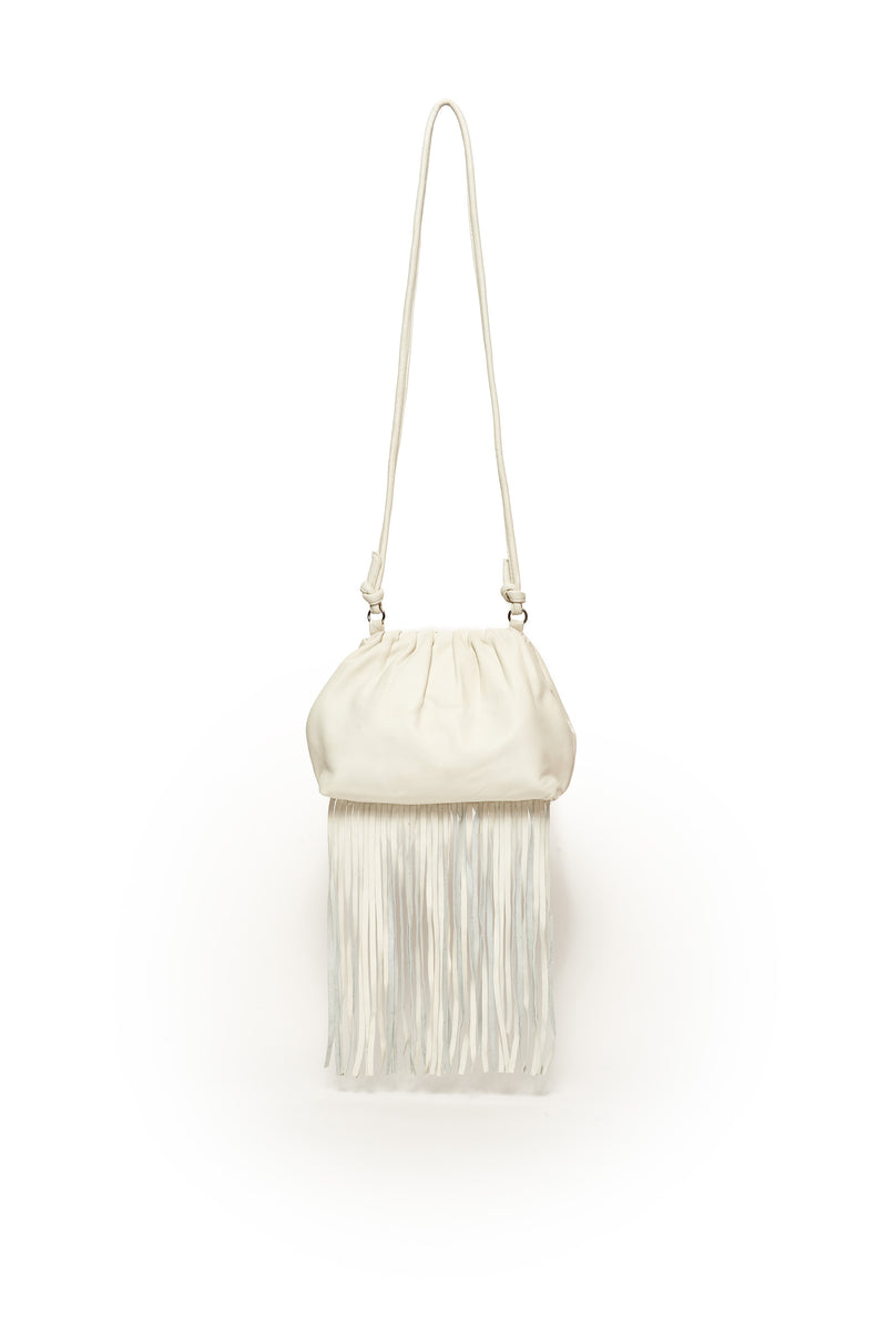 Small Brandi Bag, Stark White