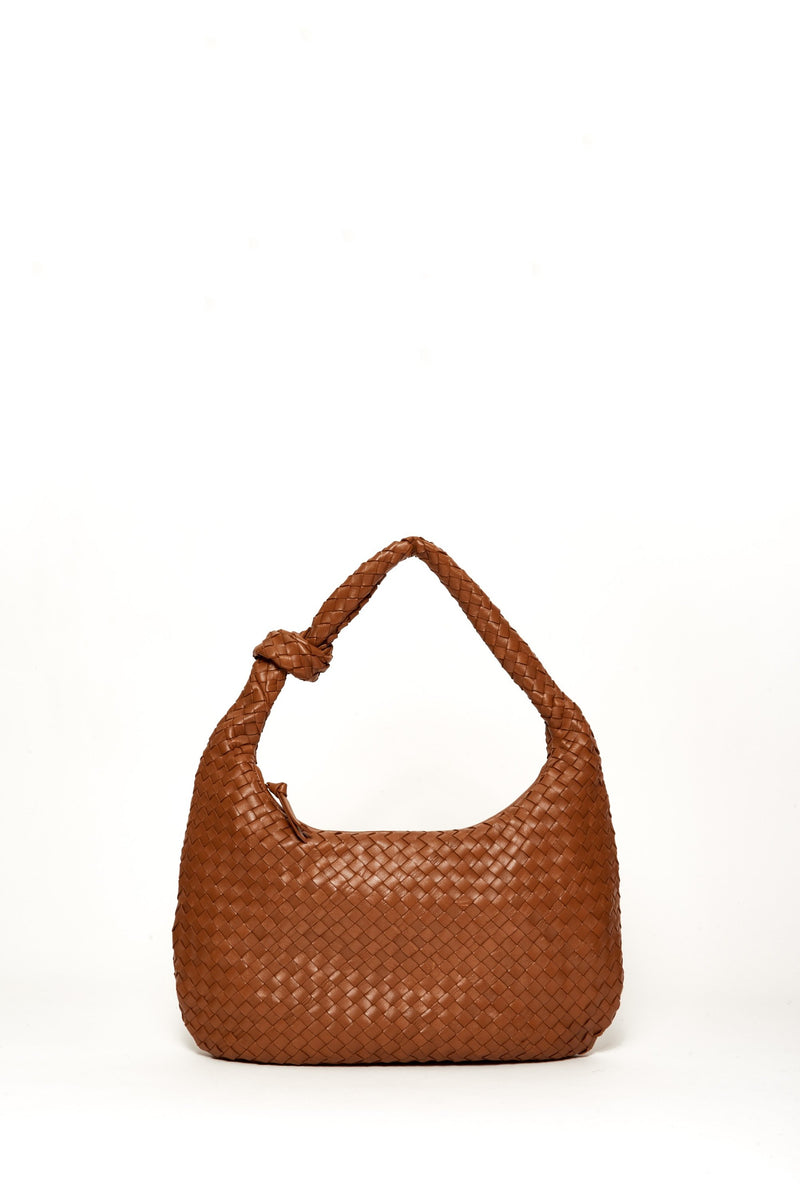Medium Dahlia Bag, Whiskey