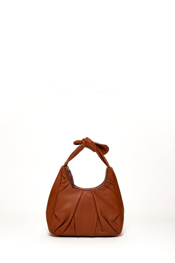 Medium Maggie Bag, Raw Sienna