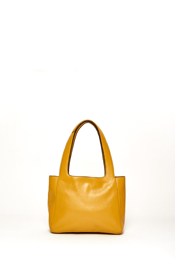Medium Harlan Bag, Lemon