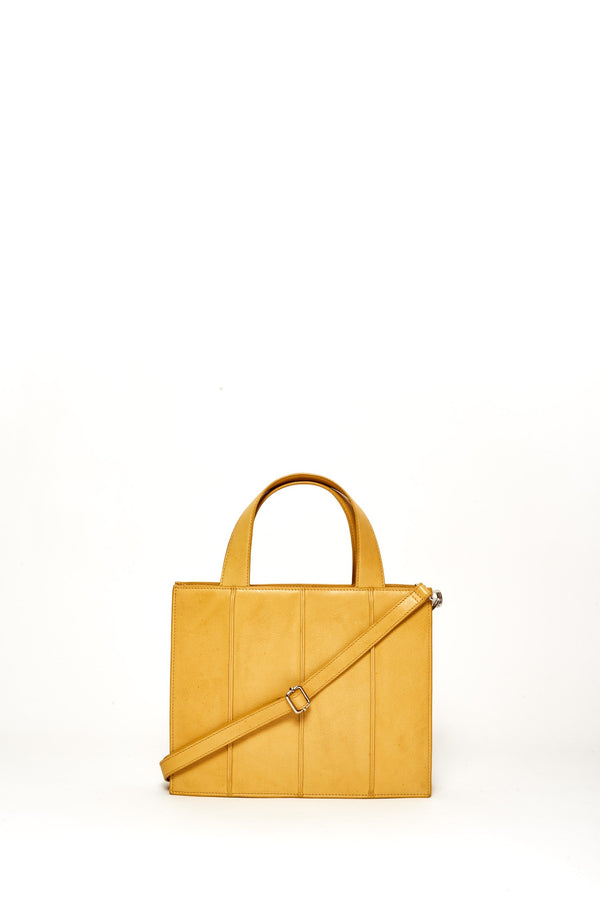 Small Quinn Bag, Lemon