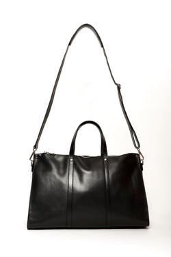 Medium Ilene Bag, Black