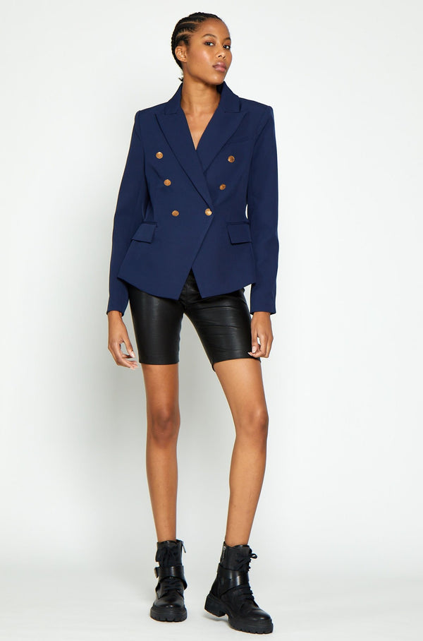 Phelps Jacket, Navy - Suiting
