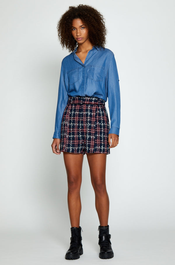 Tweeny Short, Midnight Tweed
