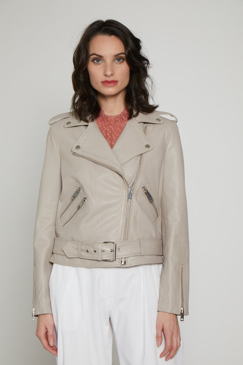 Allison Jacket, Light Blush