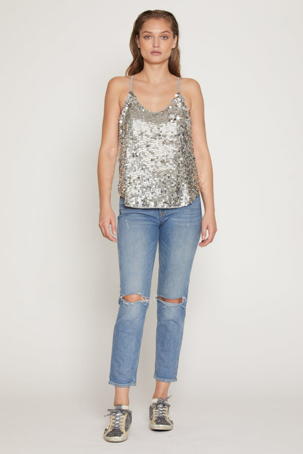Haley Top, Silver